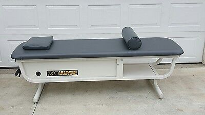 Chattanooga  Ergowave Intersegmental Chiropractic Traction Roller Table