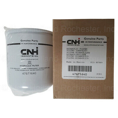 New Holland Hydraulic Oil Filter Part # 47671640