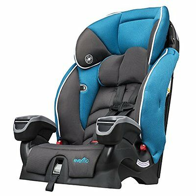 Toddler Forward Facing Child Safety Car Seat Crash Protection Booster Evenflo