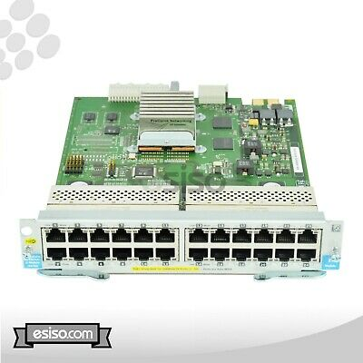 Switch 5406Zl-48G Product Category: Networking//Switch Modules E3500-24G-Poe E5406 Switch 5400Zl 4P 10-Gbe X2 Module Expansion Module 10 Gigabit Lan For Hp Switch 5406Zl Hp
