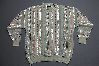 L * vtg 90s Cosby Sweater * 161.34