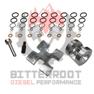 2004-2006 6.6 Duramax LLY Injector Rebuild Kit With Tools
