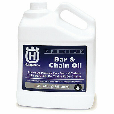 Husqvarna Gallon Conventional Bar Chain Oil Brand Chainsaw Special, New