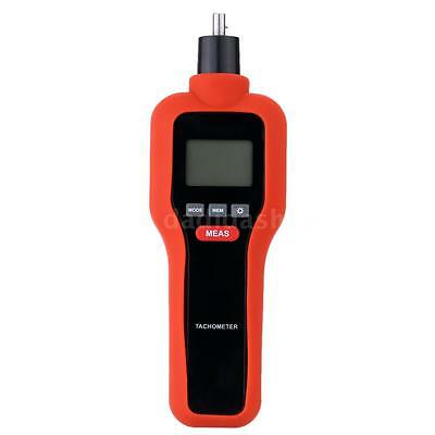 2 in 1 Non-contact & Contact Digital Laser Tachometer Rotate Speed Meter C7I5