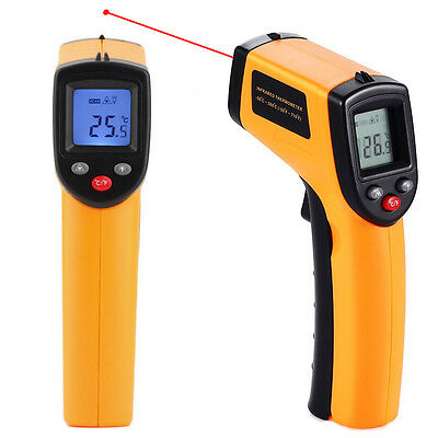IR Temperature Gun Infrared Digital Thermometer