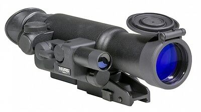 NEW YUKON FIREFIELD FF16001 3 x 42mm Night Vision Riflescope NVRS