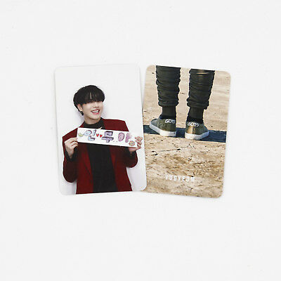 [GOT7]Yugyeom Official Photocard/Never Ever/Promise Version