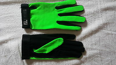 riding gloves SSG Gloves  green extra large