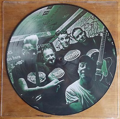 DAVE FINNEGAN & THE ZORCHMEN - LIVE Picture Disc VINYL LP (NEW) PSYCHOBILLY