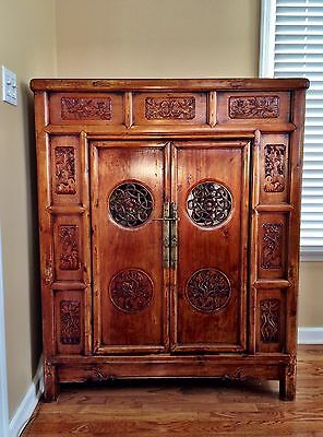 Antique Chinese Kitchen Buffet Circa 1880 Excellent Condition