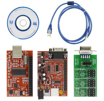 New UPA USB Programmer V1.3 With Full Adaptors With Nec Function