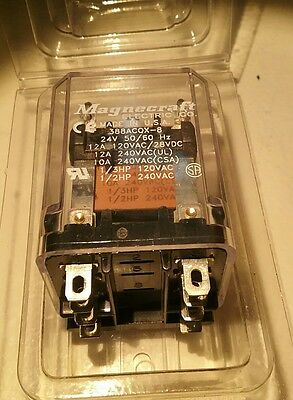Magnecraft Relay 388Acqx-T 24V 12Amp