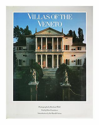 Villas of the Veneto by Peter Lauritzen