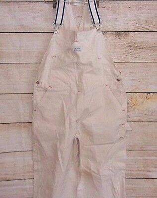 VTG Madewell Painter's Overalls SIZE 38 Deadstock w/tags