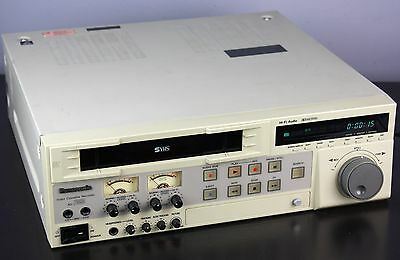 Panasonic AG-7350-P VHS/S-VHS Video Cassette Recorder Player Hi-Fi Audio