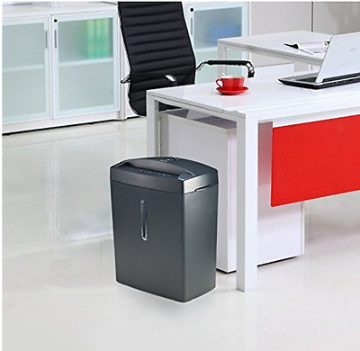 Heavy Duty Document Shredder Micro Cut Paper Shredder Protection Office Home Top