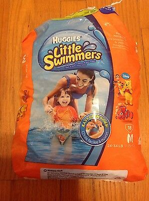 Huggies Little Swimmers size medium