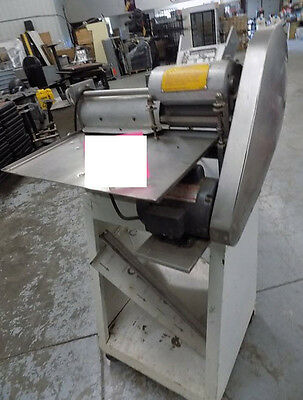 Colborne Dough Roller Floor/Countertop Sheeter Double Pass Bakery