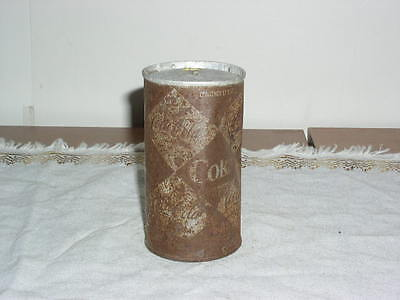 Vintage 60's Rusted & Dented Coke Coca Cola