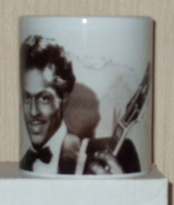 Chuck Berry tribute coffee  mug