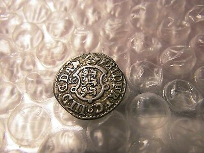 Denmark 1650 Hammered 2 Skilling Silver Coin ON SALE NOW ONLY $37.00 O.B.O. SALE