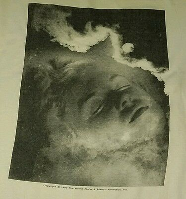 Rare Vintage 1992 The Norma Jeane Marilyn Monroe Collection T Shirt