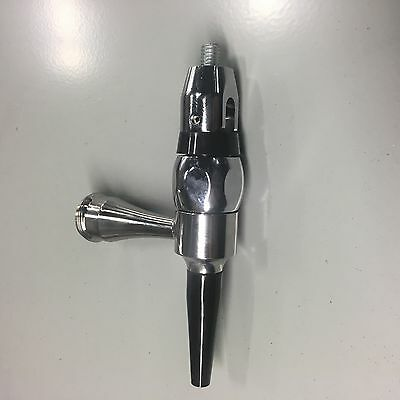 Nitro Beer Spout Faucet Dispenser Stainless Steel Brand New !!!! FREE SHIPPING !