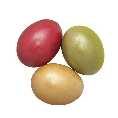 Egg colouring Pearlescent glory Greek/Russian Easter Egg Dye Set, Red Green Gold