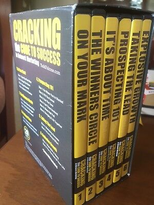 Cracking The Code To Success In Network Marketing DVD Box Set Todd Falcone