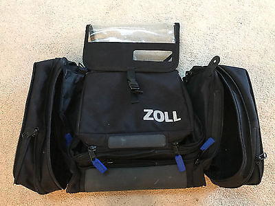 Zoll E-Series Soft Carrying Case Protective ambulance/medical/paramedic Bag ONLY
