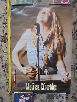 MELISSA ETHERIDGE_used poster_ships from AUS!_xx72_sh13