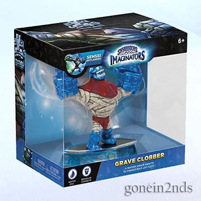 Skylanders Imaginators - GRAVE CLOBBER SENSEI FIGURE FIGURE Water *New & sealed*
