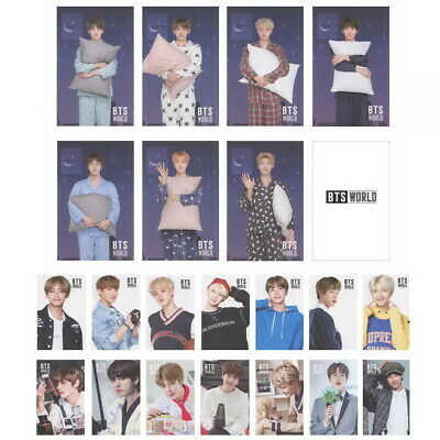8pcs/set Kpop BTS YOU NEVER WALK ALONE Photo Card Album Photo Card - Unofficial