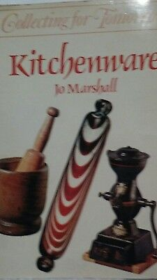Vintage Kitchenware Price guide book