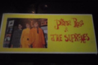 Diana Ross And The Supremes Rare Greek Chocolate Cart