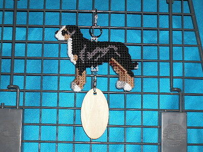 GREATER SWISS MOUNTAIN mt DOG crate tag or hang anywhere pet art ornament sign