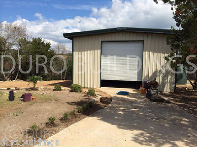 DuroBEAM Steel 30x50x10 Metal Garage Prefab Building Workshop Structures DiRECT