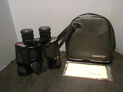 Binoculars From Tasco-Black Case-Only Used Once