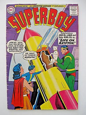 Superboy #79 in VG/FN Condition