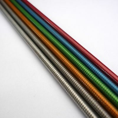 Rare Vintage Casiraghi Style, 70s, 80s, Translucent, Coloured Brake Cable Outer