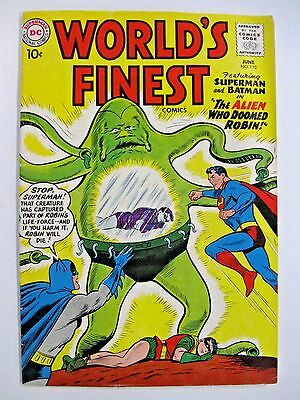 World's Finest #110 in FN Condition