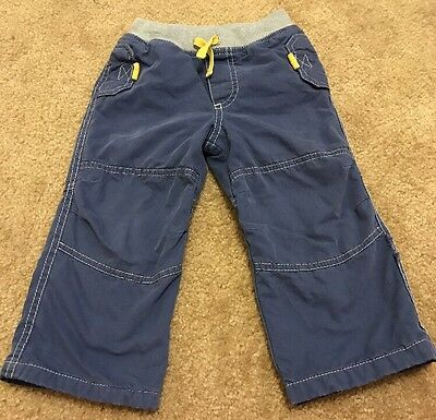 Baby Boden Lined Pants 18-24 Months