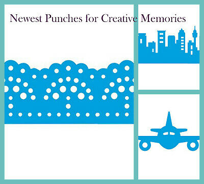 Creative Memories Paper Punches, Shape Punches