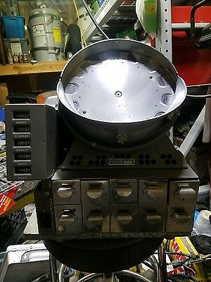 Brandt Coin Counter/Sorter  Model 650