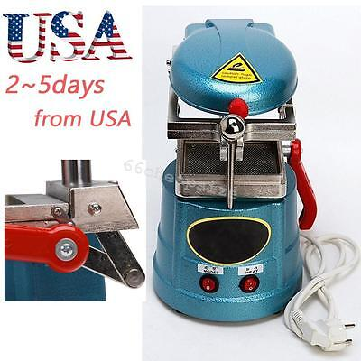 Vacuum Forming Molding Machine Former Dental Lab Equipment 110V/60Hz ± 10%
