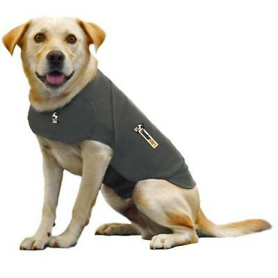 ThunderShirt Dog Anxiety Jacket Grey - All sizes XXS, XS, S, M, L, XL, XXL