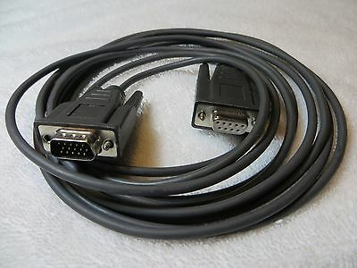 PLC Programming Cable RS232