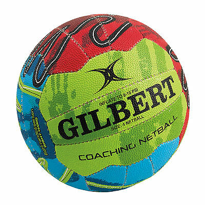 Gilbert Learn to shoot coaching Netball size 5