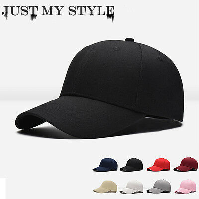 f4a57e548b7 2018 Men Women New Black Baseball Cap Snapback Hat Hip-Hop Adjustable Bboy  Caps