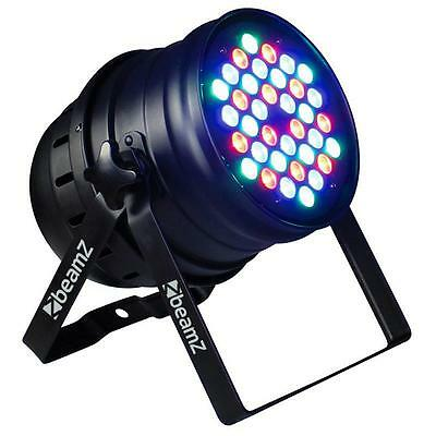 Durable Disco Party Lights Rgb Led Music Control Dmx Wall Ceiling Mountable